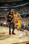 lebron james nba 131127 mia at cle 02 LBJ Wears Away 11s and... Goes Back to Elite 10s, Again!