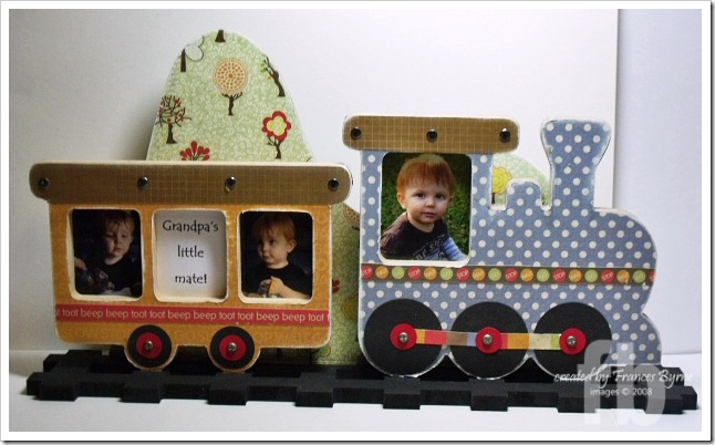 Train wm