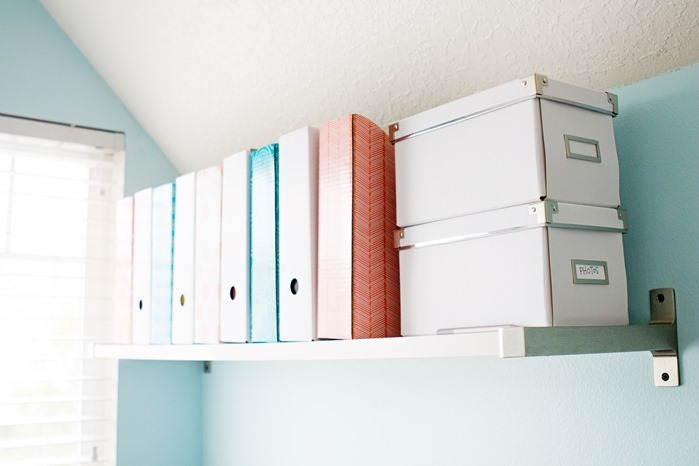 organize home office