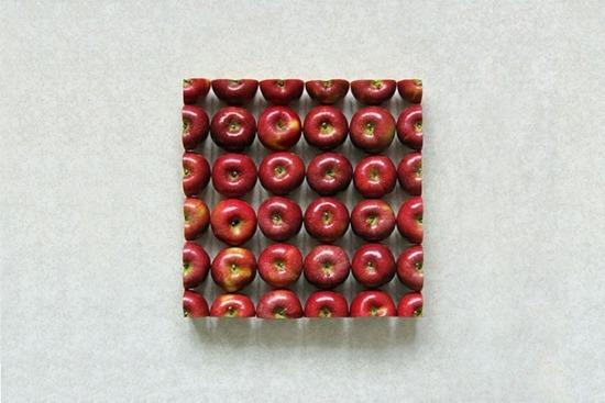 Arte com comida 05