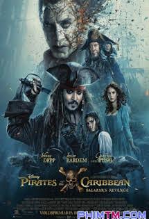 Cướp Biển Vùng Caribbe :Phần 5 Salazar Báo Thù - Pirates of the Caribbean: Salazar's Revenge Tập HD 1080p Full
