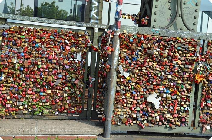 Köln2014 Hohenzollernbrücke16