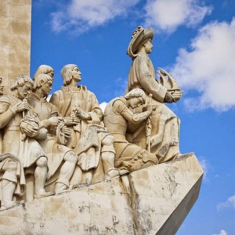 Padrão dos Descobrimentos: The Discoveries Monument in Lisbon