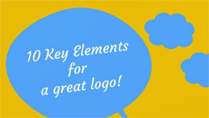 [Infografía] Los 10 elementos clave para crear un gran logo