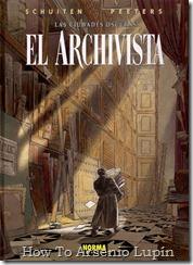 P00003 - Las ciudades oscuras  - El archivista #3