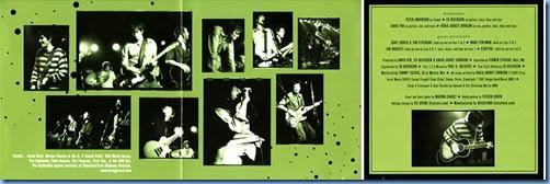 Kraig Jaret Johnson CD booklet
