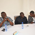 tn_Hon.Mark Woyongo, Upper East Regional Minister making a statement.JPG