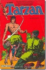 P00016 - El Nuevo Tarzan #16