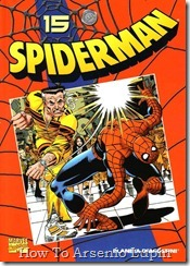 P00016 - Coleccionable Spiderman #15 (de 50)