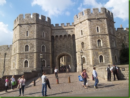 100_4265  Windsor Castle West Gate