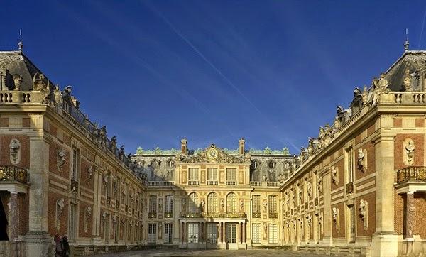 Palacio de Versalles.