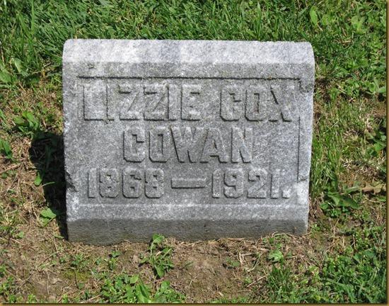 Lizzie Cox Cowan