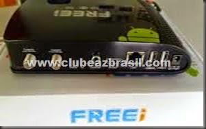 ATUALIZAÇÃO FREEI PETRA ANDROID HD V1.80