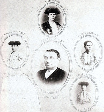 Lagartijo y su cuadrilla (h. 1887) 001