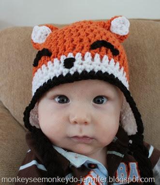fox hat model