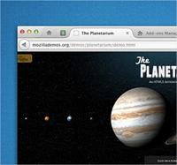 La posible interfaz de Firefox 9