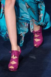 Filhas de Gaia - Fashion Rio Inverno 2012