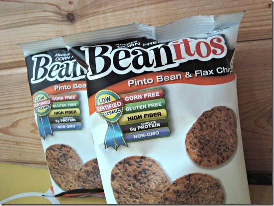 pinto bean and flax