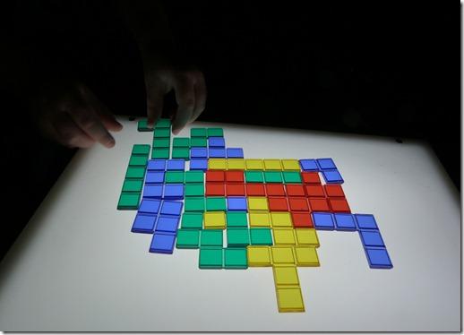 Light Table Blokus