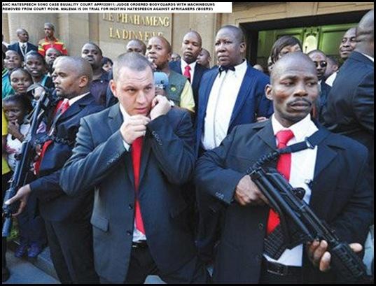 MALEMA JULIUS ZOGENAAMD AFGEDANKT ALS ANC JEUGDLIGA PRESIDENT AGEERT NOG STEEDS TEGEN BOEREN DEC122011