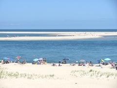 7.30.12 Chatham light beach sand bar4
