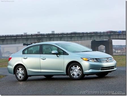 Honda Civic Hybrid4