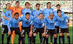 La Selñección de Uruguay enfrenta a Irlanda del Norte en partido amistoso de preparación