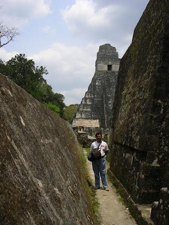 Travel to Guatemala: Tikal
