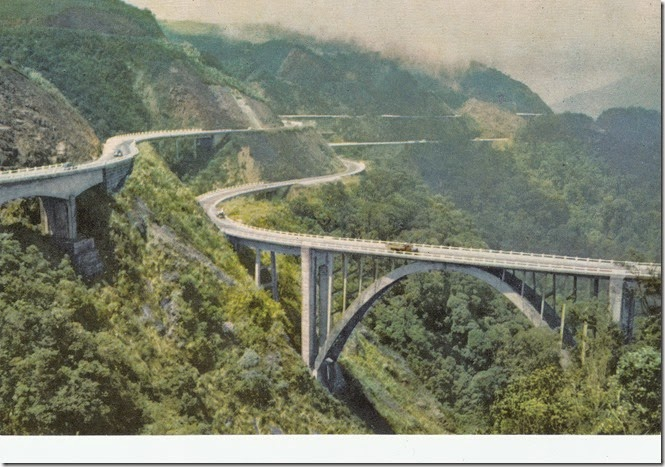 Via Anchieta Highway, Brazil Postcard pg. 1