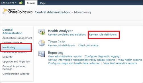 sharepoint-2010-monitoring-health-analyzer