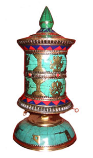Prayer Wheel Mane