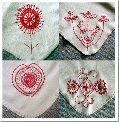 scandi stitch