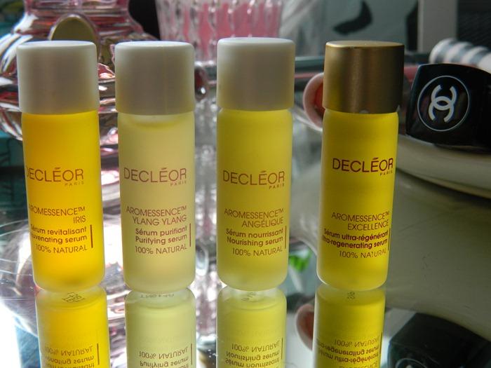 Decleor Skincare Paris Skin Aromessence serum luxury face beauty
