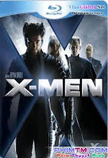 Dị Nhân - X-Men (2000) Tập HD 1080p Full