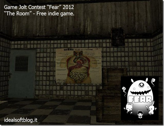 The Room Gamejolt contest fear