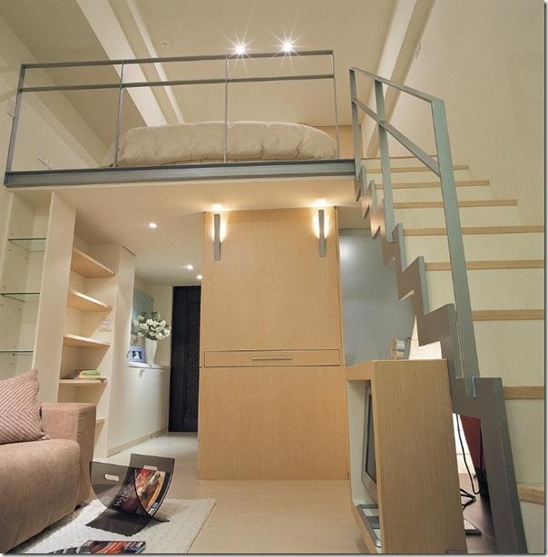 casa e interni - appartamento - piccoli spazi - T (4)