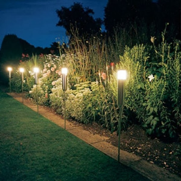 Outdoor Solar Lights Solar Landscape Lighting