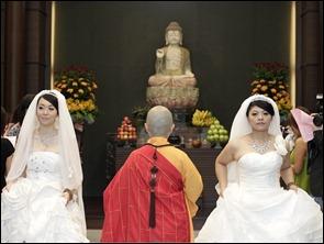casamento lesbico taiwan