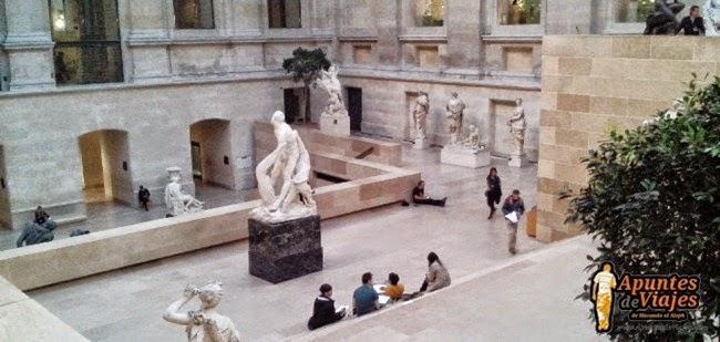 Consejos Museo del Louvre 3