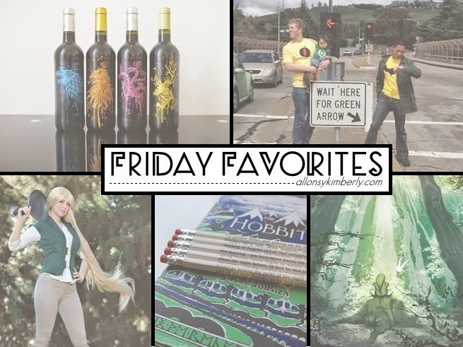 Friday Favorites No. 76 | allonsykimberly.com
