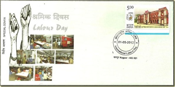 Nagpur Labour Day