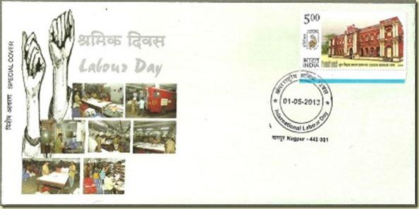 Nagpur Labour Day