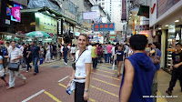 Let`s go shopping in Hong Kong