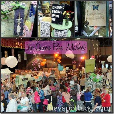 Queen Bee Market, handmade, gifts, decor, SNAP
