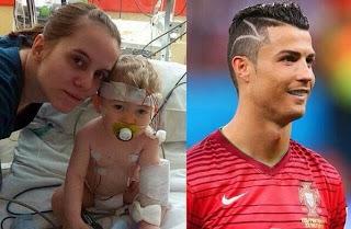Le secret derrière la coupe de cheveux de Cristiano Ronaldo