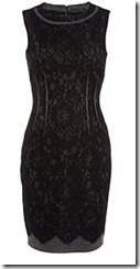 Elie Taharie Lace Dress