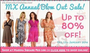 Maternity Exchange Annual Blow Out Sale Singapore Jualan Gudang Jimat Deals EverydayOnSales Offers