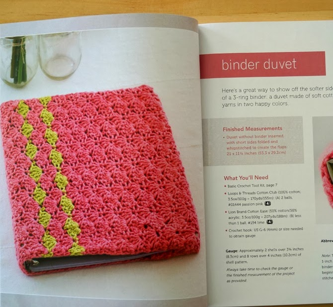 Crochet Love - Binder Duvet