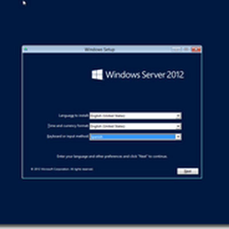 Montar un entorno de SharePoint 2013 (II): Windows Server
