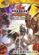 Chiến Binh Bakugan Phần 2